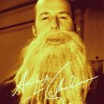 Nachspielzeit | Autogrammkarte Attila Schickermann
